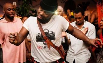 L'ambiance des soirées ElectrAfrique dans un mix de DJ Cortega