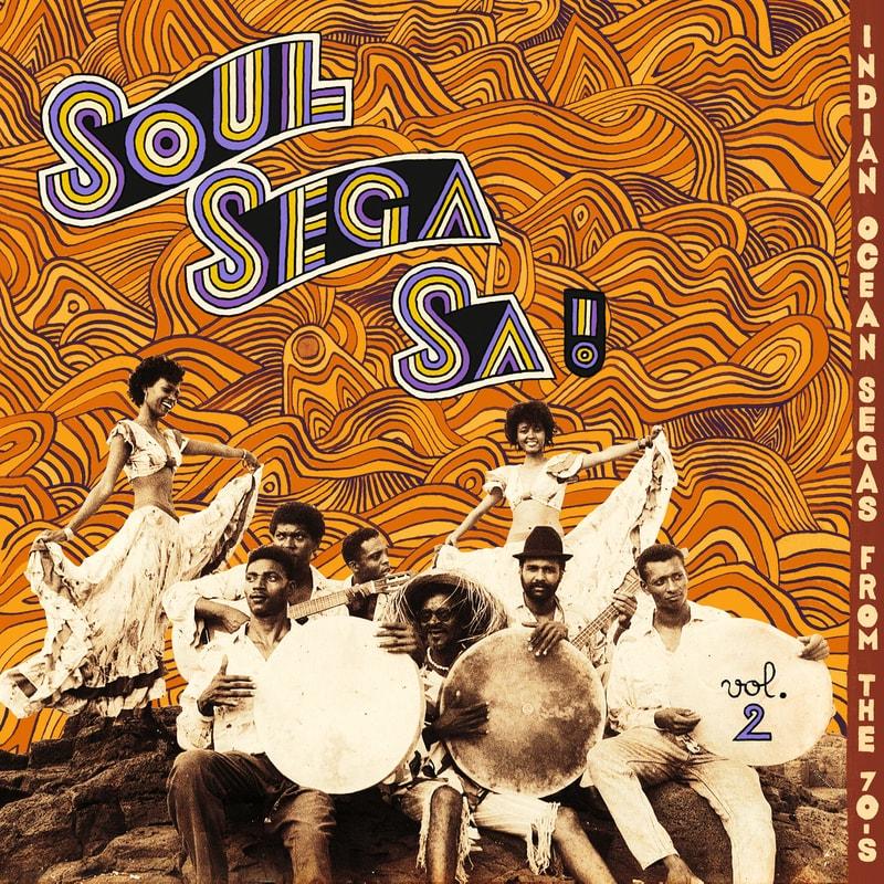 Sega Soul Sa Vol2 Album Cover