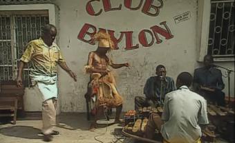 Une vidéo live inestimable du groupe congolais Masanka refait surface