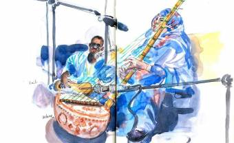 La musique maure, art classique saharien (1/2)