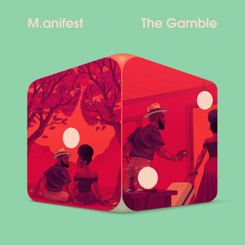 M.anifest - The Gamble EP cover