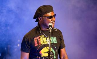 Gyedu-Blay Ambolley, le boss du Simigwa-do est de retour