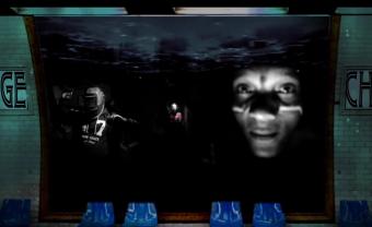 Bantou Mentale au coeur d'un trip halluciné dans le clip de 'Château Rouge'