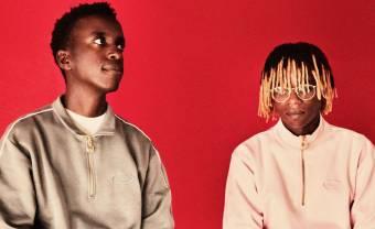 Le duo belge Yellowstraps annonce la sortie de leur nouvel EP, Goldress