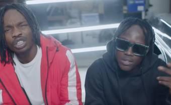 Naira Marley et C Blvck jouent aux mécaniciens dans le clip de 'Tingasa'