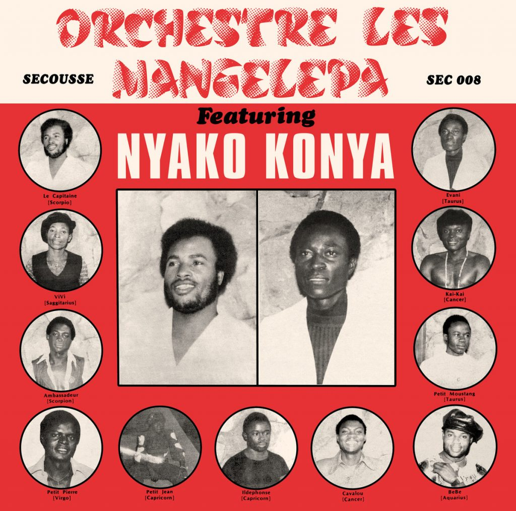 Orchestre Les Mangelepa - Secousse