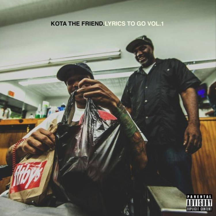 Kota The Friend - Lyrics To Go Vol.1