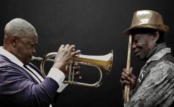 Tony Allen announces posthumous album with Hugh Masekela