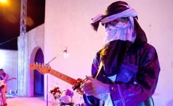 Tuareg virtuoso Mdou Moctar shares two new tracks, Ibitlan