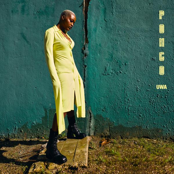 Pongo - Uwa EP