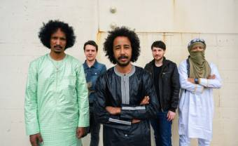 Tamikrest unveils 'Awnafin', striking first single from forthcoming album Tamotaït