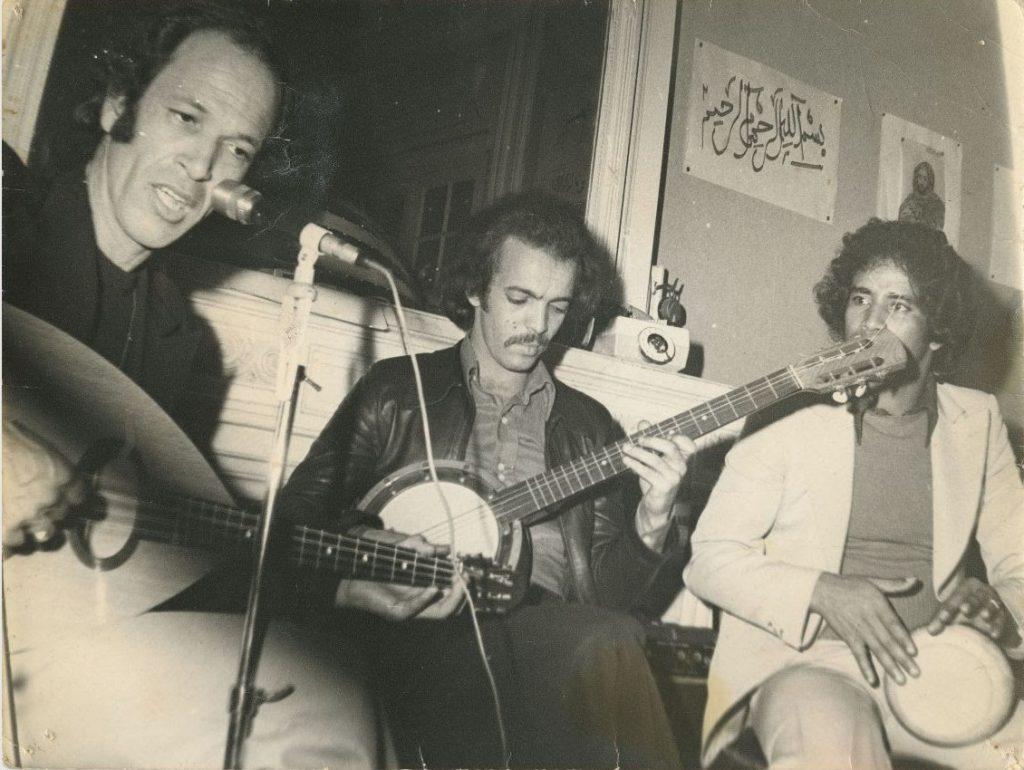 Algérians Musicians Lyon - Maghreb K7 Club