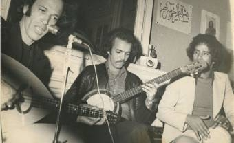 Maghreb K7 Club, la compilation des musiciens maghrébins de Lyon des années 80 et 90
