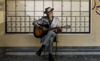 Bai Kamara Jr. s'invente son blues