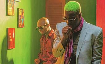 Darkovibes invite King Promise sur 'Inna Song (Gin & Lime)'