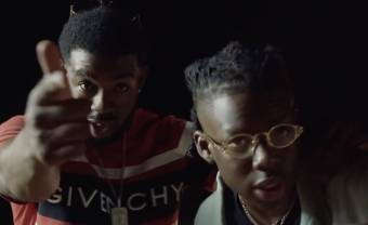 """Rema, 6lack and Tion Wayne reunited on Manny Norté's new video """"4AM"""""""