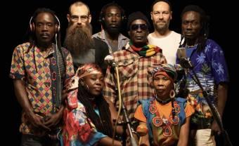 Chouk Bwa & The Ångströmers dévoile l'hypnotisant clip de 'Move Tan'