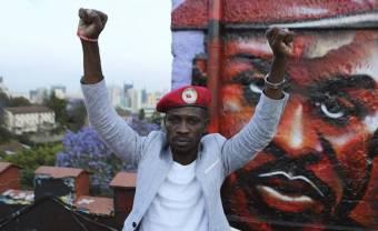 En Ouganda, le reggae de Bobi Wine contre le coronavirus