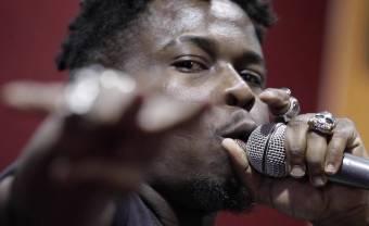 Grünt Tour : Afrique, terre (et mère) du rap