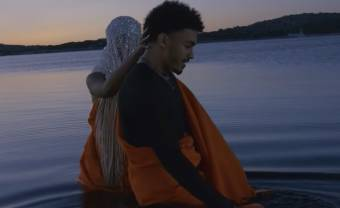 Shane Eagle and Nasty C in a parallel world for the 'Paris' video