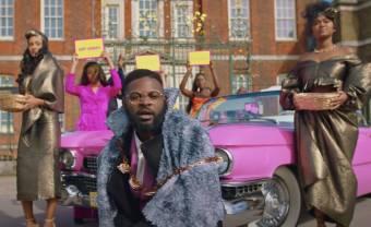 Le rappeur nigérian Falz dévoile le clip de son 'Bop Daddy' avec Ms Banks