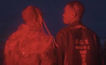 Roméo et Juliette version Gqom par DJ Lag & Moonchild Sanelly