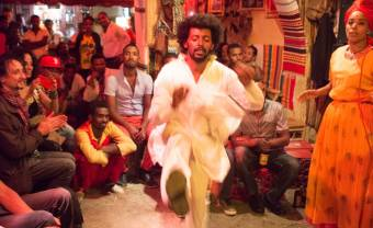 Melaku Belay, gardien du phare Fendika à Addis-Abeba
