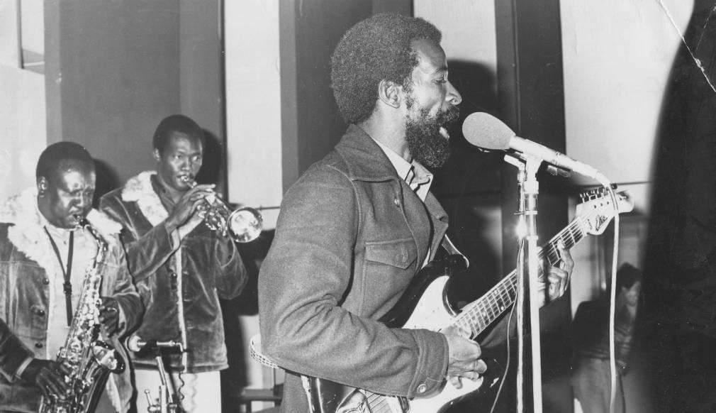 Le roi du jazz soudanais Sharhabil Ahmed réédité par Habibi Funk