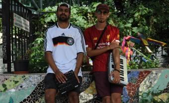 Nüfrika confie son Sahel EP à une équipe de remixeurs