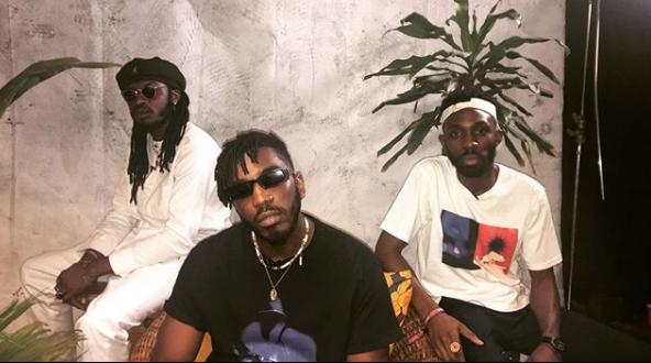 Le trio nigérian DRB LasGidi sort enfin leur premier album après 10 ans de carrière