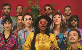 Electric Mamba dévoile son nouveau single « Bande de Bangui »
