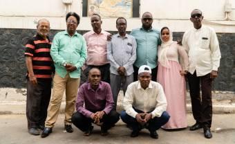 Le label Ostinato et le Groupe RTD enregistrent un album historique à Djibouti