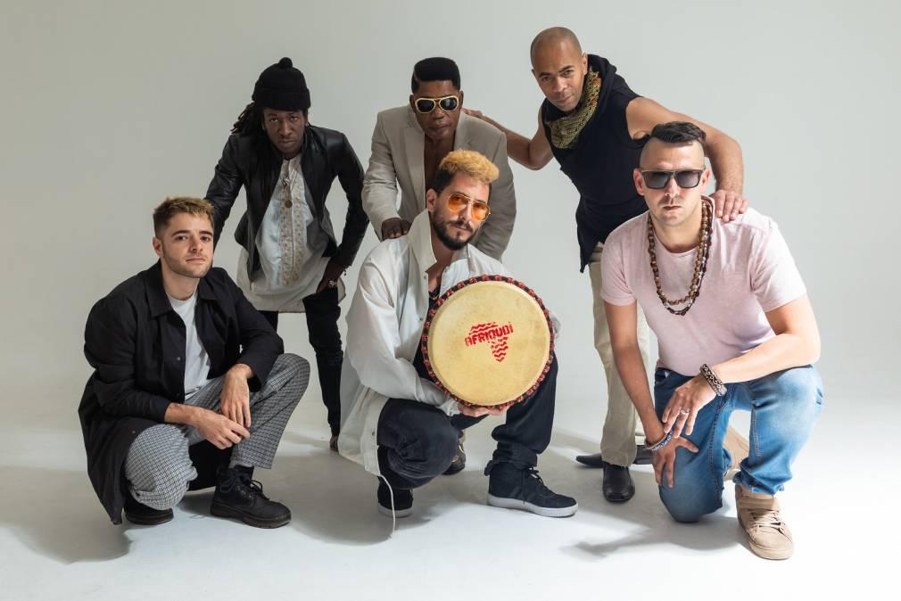 À Londres, Afriquoi mise sur l'énergie du live pour son nouvel EP
