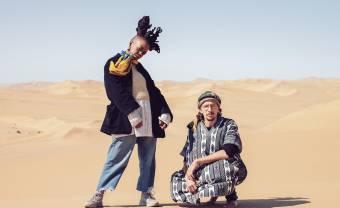 Buffering juju est un kaléidoscope d'identités sud-africaines, et le premier album de dumama+kechou