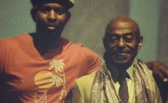 Archie Shepp, Raw Poetic et Damu The Fudgemunk réunis sur l'album Ocean Bridges