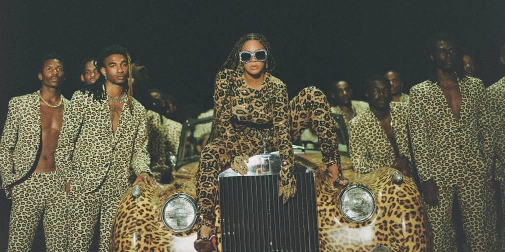 Beyoncé announces the movie Black is King
