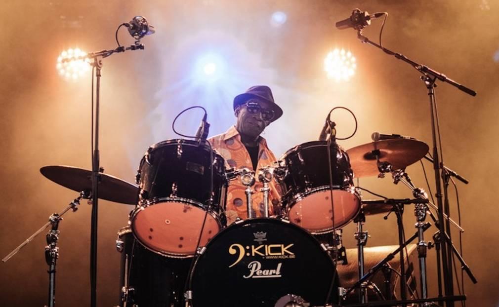 PAM Club : DJ Cortega rend hommage à Tony Allen