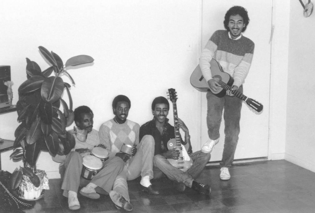Sons of Ethiopia, l'album de pop éthiopienne d'Admas réédité