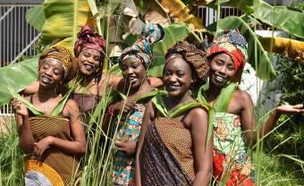 Le rap do it yourself des Mamans du Congo & Rrobin