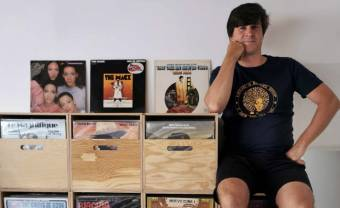 Dans les disques de Franck Descollonges : Blaxploitation and more