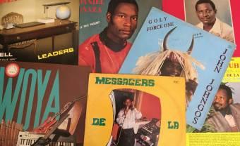 PAM Club : Côte d'Ivoire 80s par Étienne Tron de Secousse