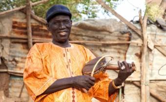 Violons, cordes sensibles d'Afrique