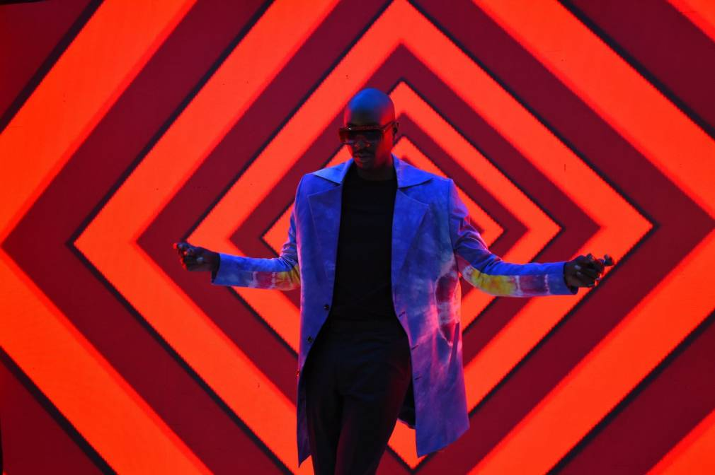 Top African band Sauti Sol fills 2 virtual stadia for an album launch livestream