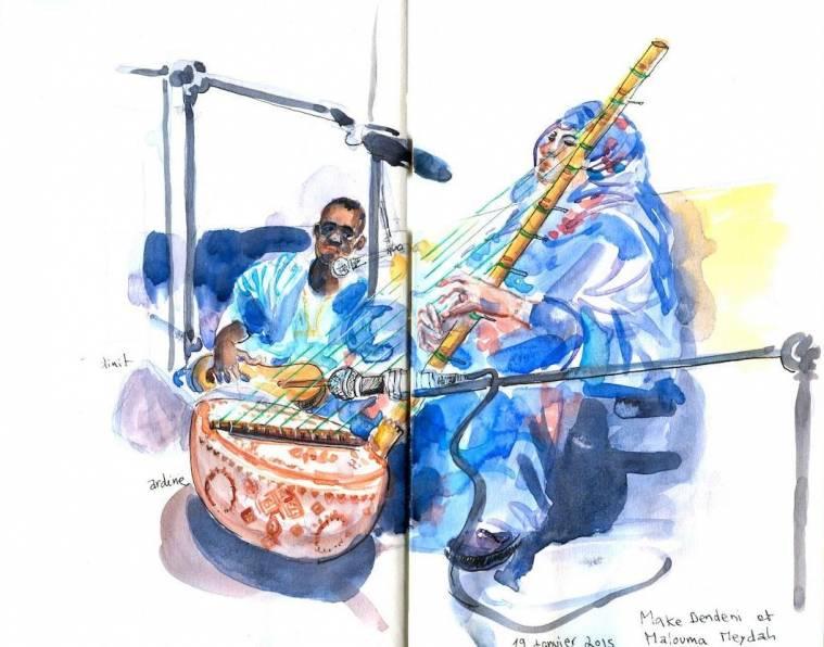 Moorish music: a Saharan classical art (1/2)