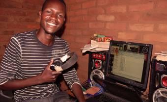 Le Malawite Andy One fait éclore son premier album chez 1000HZ
