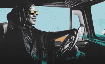 La voix du peuple sahraoui Aziza Brahim dévoile un nouveau clip