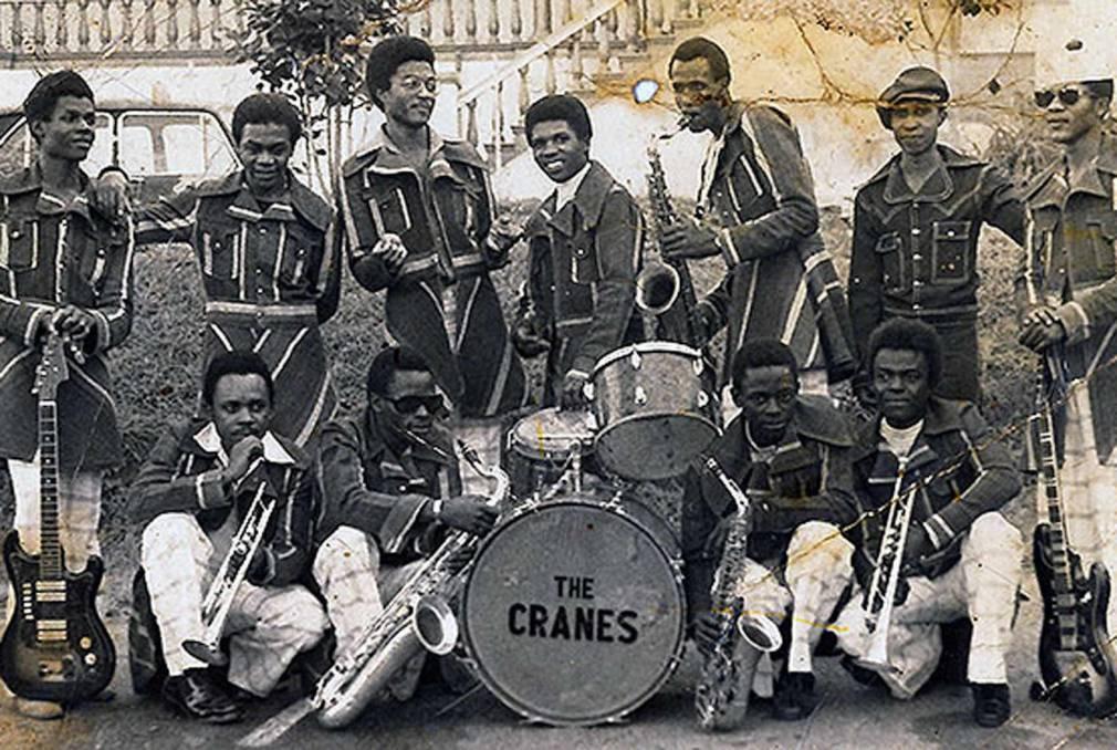 The Cranes: Idi Amin Dada's favorite boy band