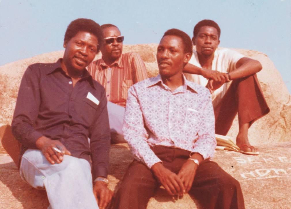 Hallelujah Chicken Run Band reissue: The Sound of Zimbabwean Independence