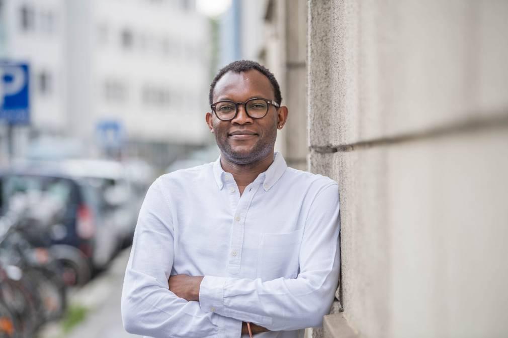 Entrez dans la danse de l'écrivain Fiston Mwanza Mujila