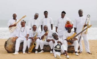 Acid Jazz réédite le légendaire Orchestre Poly-Rythmo de Cotonou